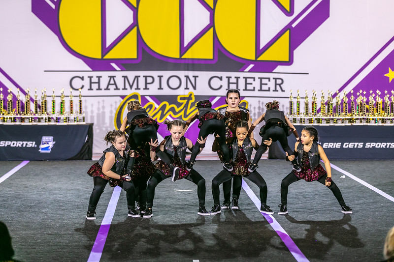 Champion Cheer 176 December 07, 2019