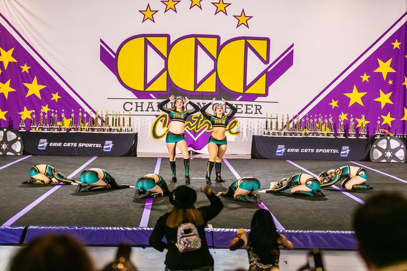 Champion Cheer 1293 December 07, 2019