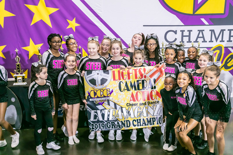 Champion Cheer 557 December 07, 2019