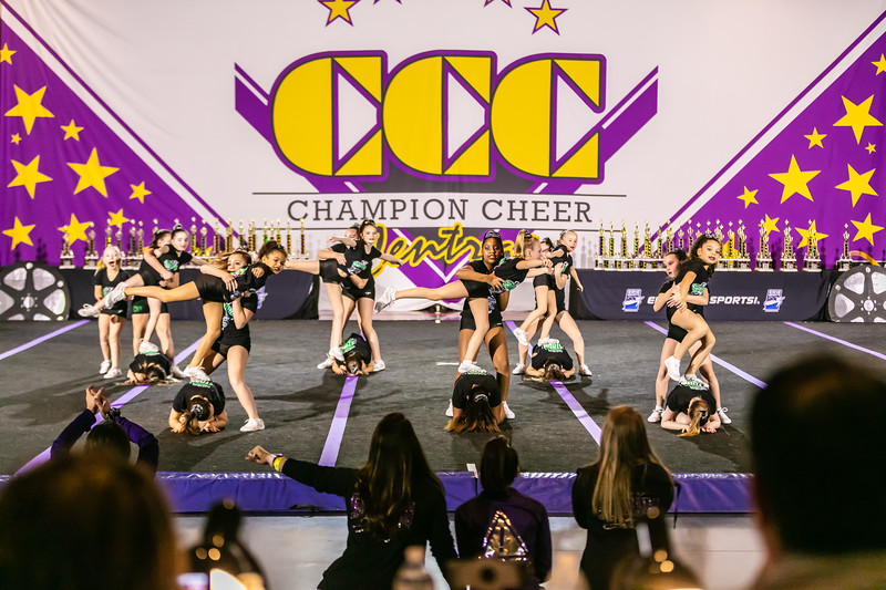 Champion Cheer 902 December 07, 2019