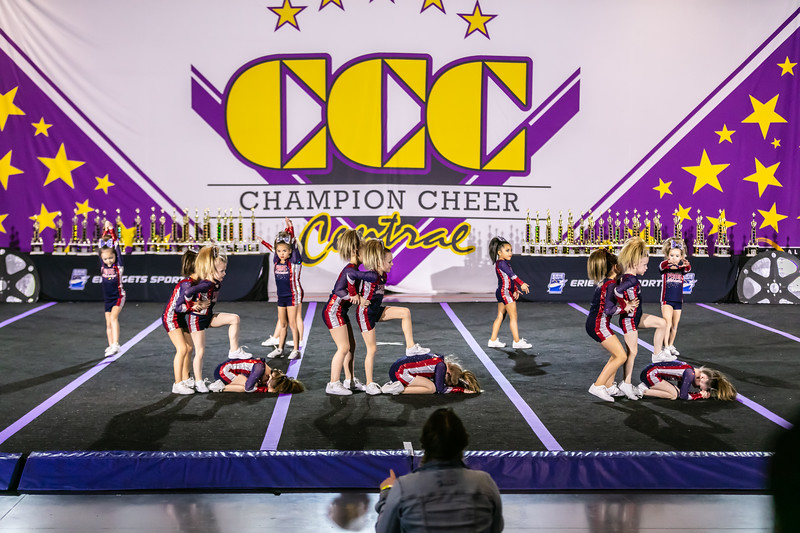 Champion Cheer 632 December 07, 2019