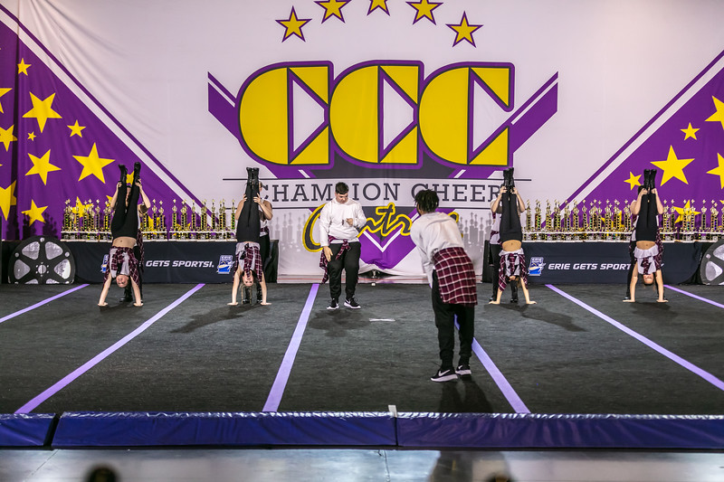 Champion Cheer 134 December 07, 2019