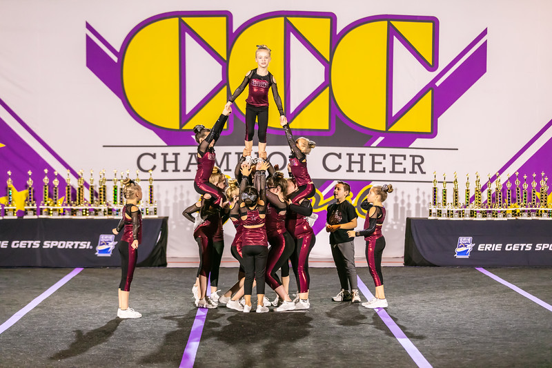 Champion Cheer 988 December 07, 2019