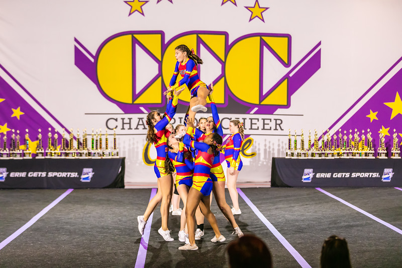 Champion Cheer 1210 December 07, 2019
