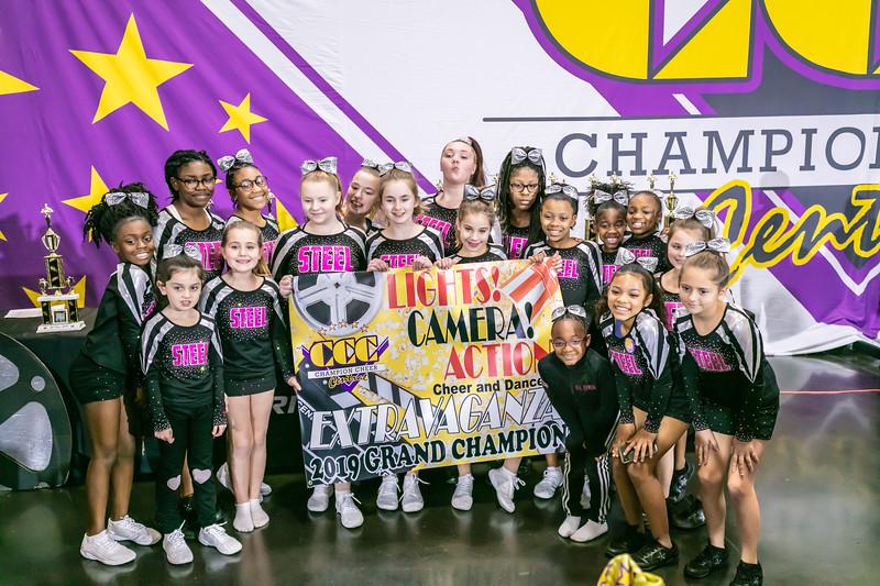 Champion Cheer 559 December 07, 2019