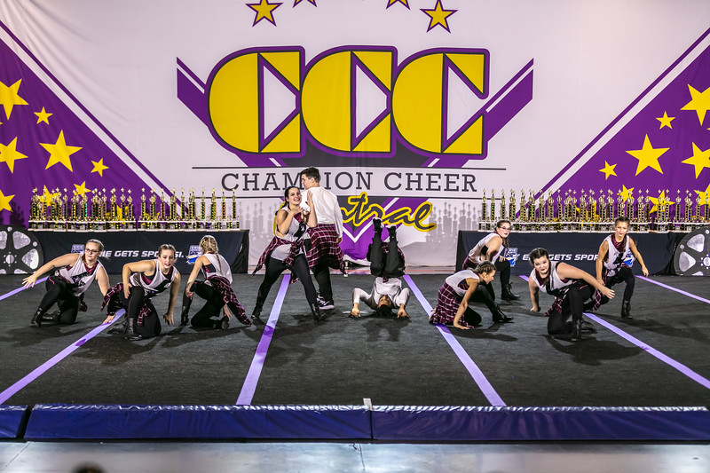 Champion Cheer 122 December 07, 2019