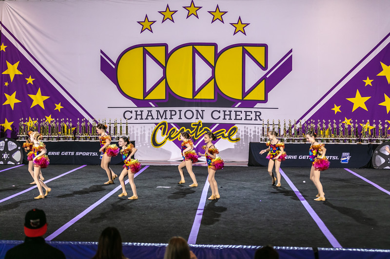 Champion Cheer 319 December 07, 2019
