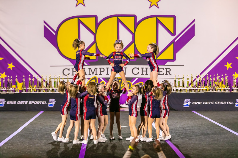 Champion Cheer 820 December 07, 2019
