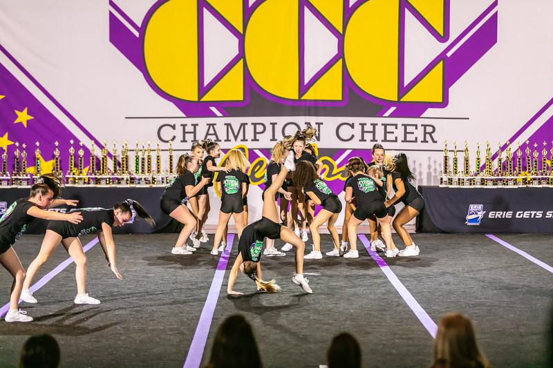 Champion Cheer 921 December 07, 2019