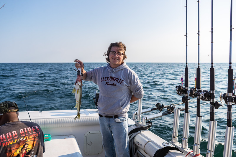Visit Erie Fishing Charter September 21, 2019 051