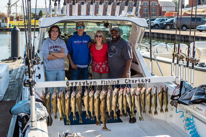 Visit Erie Fishing Charter September 21, 2019 053