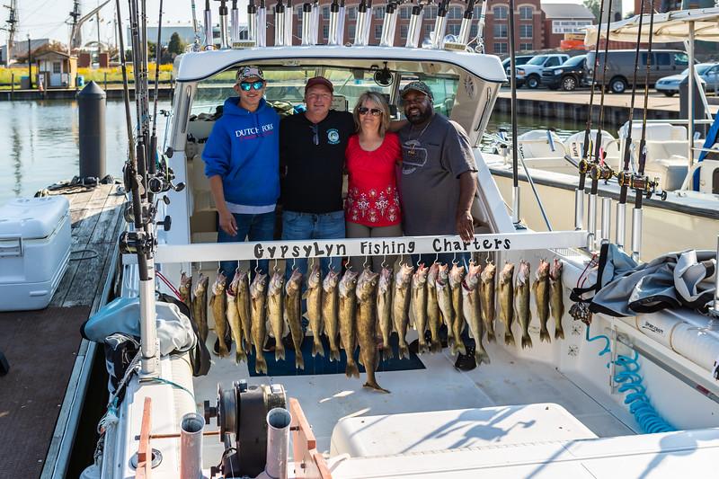 Visit Erie Fishing Charter September 21, 2019 054