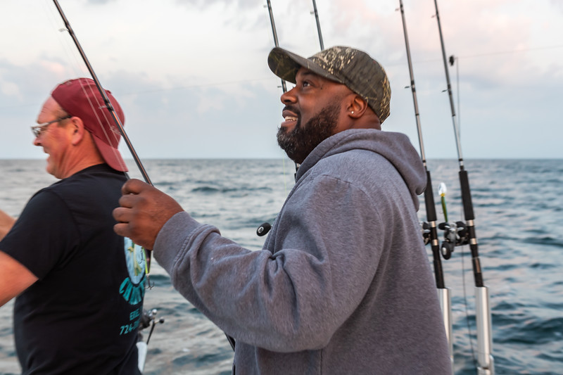 Visit Erie Fishing Charter September 21, 2019 008