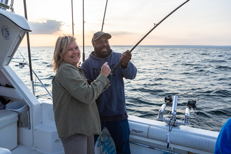 Visit Erie Fishing Charter September 21, 2019 040