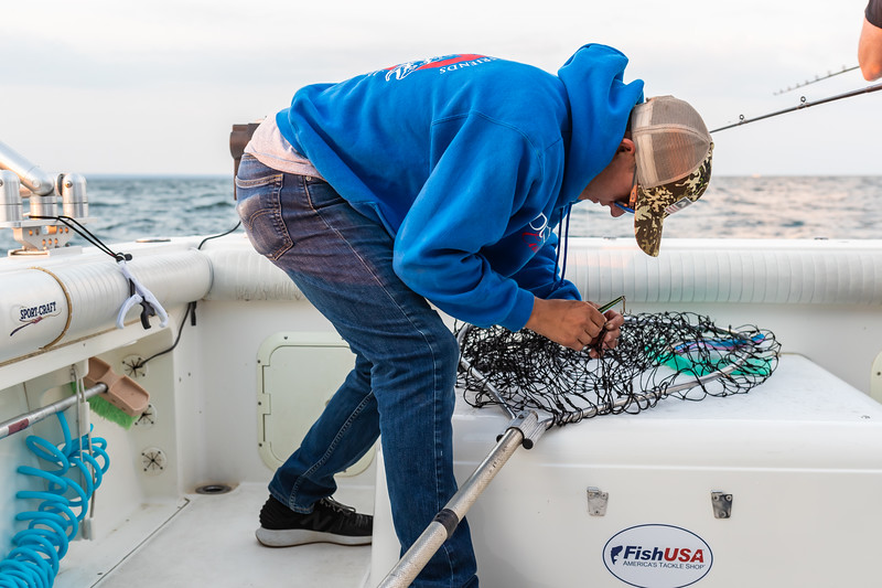 Visit Erie Fishing Charter September 21, 2019 024