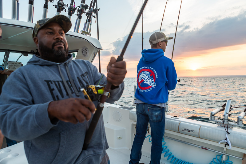 Visit Erie Fishing Charter September 21, 2019 018