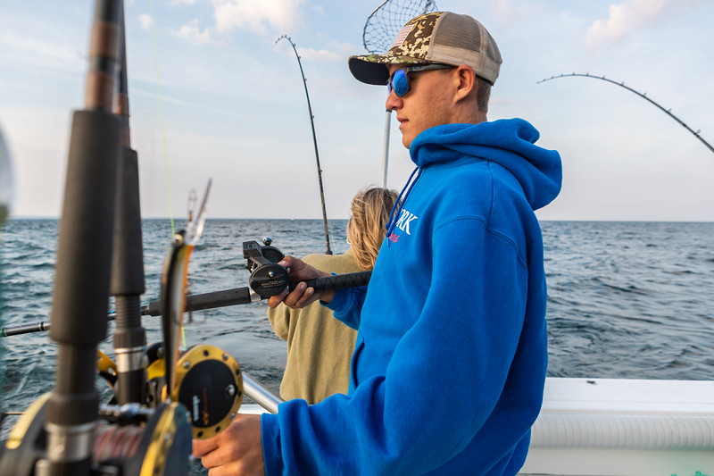 Visit Erie Fishing Charter September 21, 2019 036