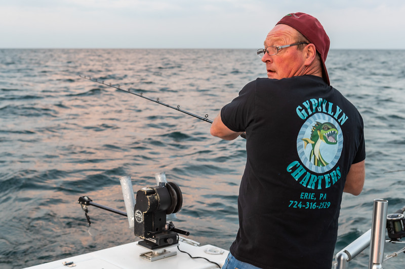 Visit Erie Fishing Charter September 21, 2019 013