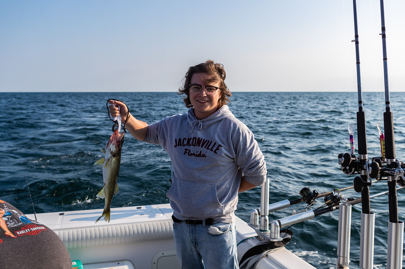 Visit Erie Fishing Charter September 21, 2019 049