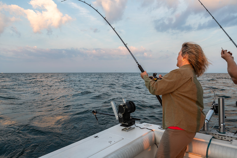 Visit Erie Fishing Charter September 21, 2019 026
