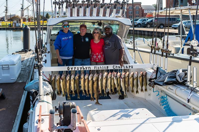 Visit Erie Fishing Charter September 21, 2019 055