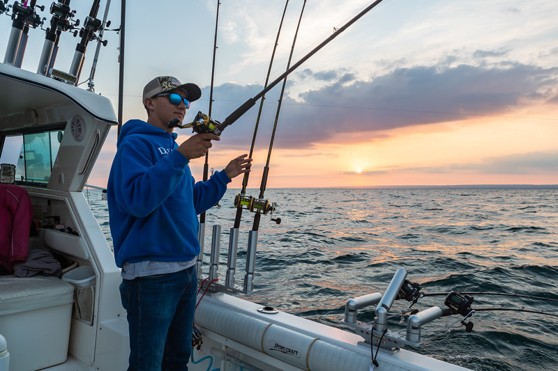 Visit Erie Fishing Charter September 21, 2019 016