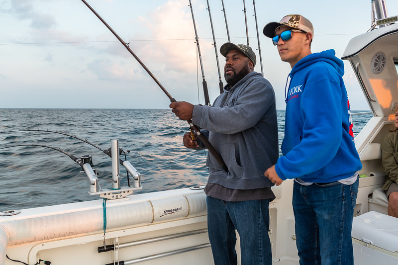Visit Erie Fishing Charter September 21, 2019 020