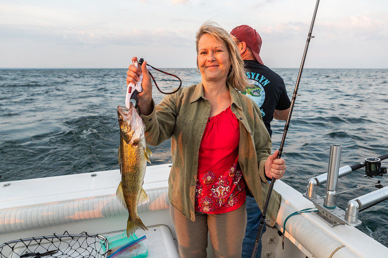 Visit Erie Fishing Charter September 21, 2019 032