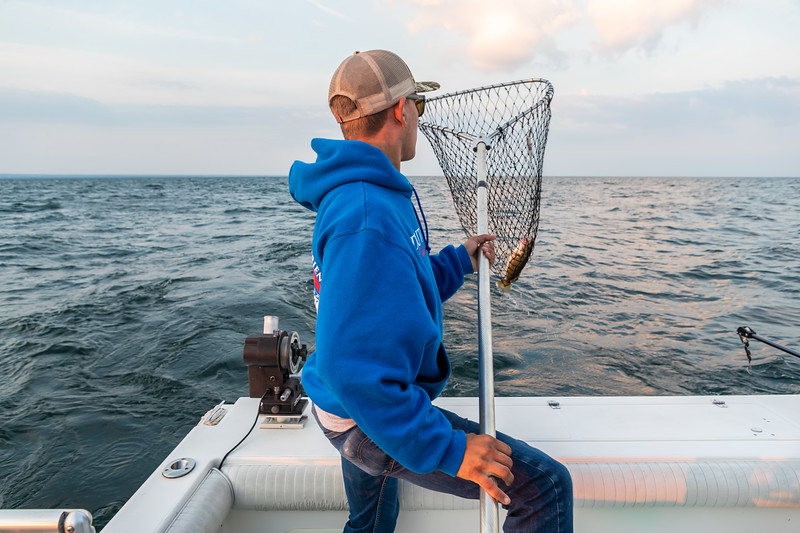 Visit Erie Fishing Charter September 21, 2019 021