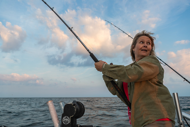 Visit Erie Fishing Charter September 21, 2019 027