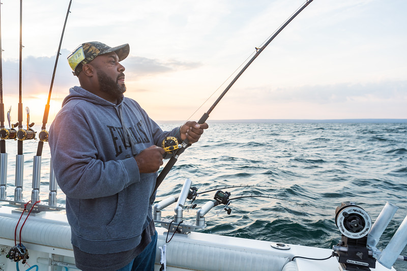 Visit Erie Fishing Charter September 21, 2019 034