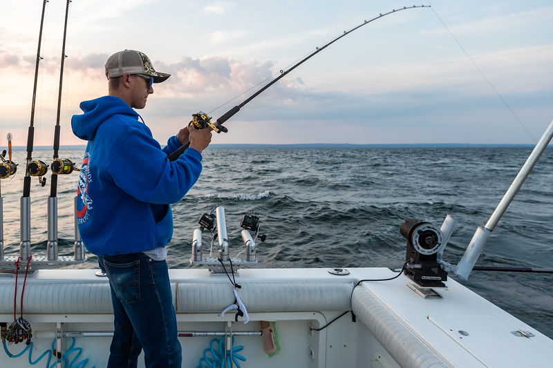 Visit Erie Fishing Charter September 21, 2019 015