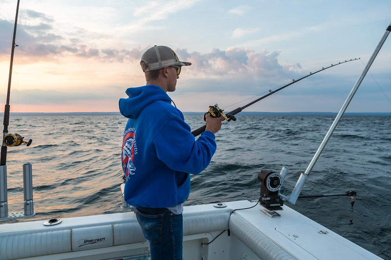 Visit Erie Fishing Charter September 21, 2019 014