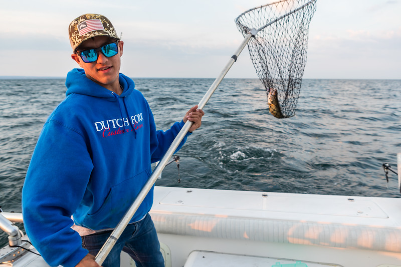 Visit Erie Fishing Charter September 21, 2019 031