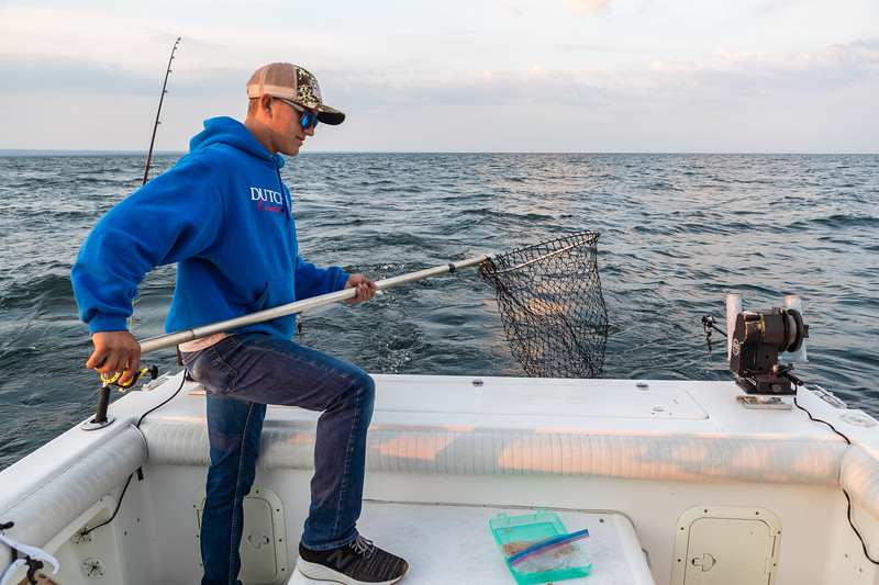 Visit Erie Fishing Charter September 21, 2019 030