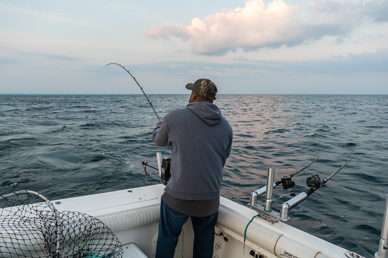 Visit Erie Fishing Charter September 21, 2019 001