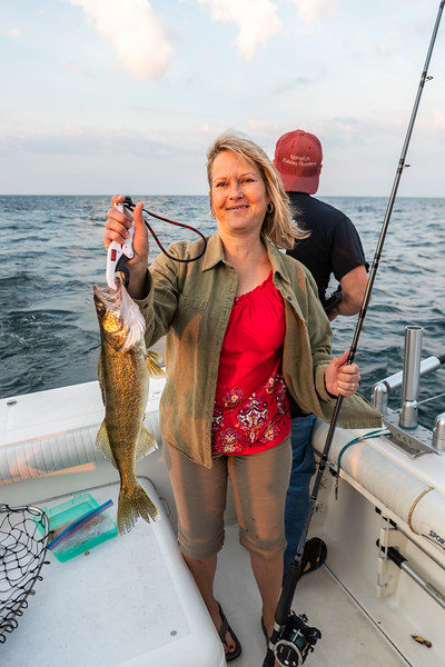 Visit Erie Fishing Charter September 21, 2019 033
