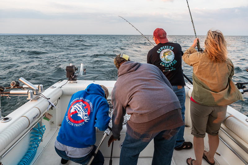 Visit Erie Fishing Charter September 21, 2019 025