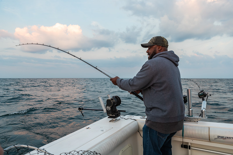 Visit Erie Fishing Charter September 21, 2019 002