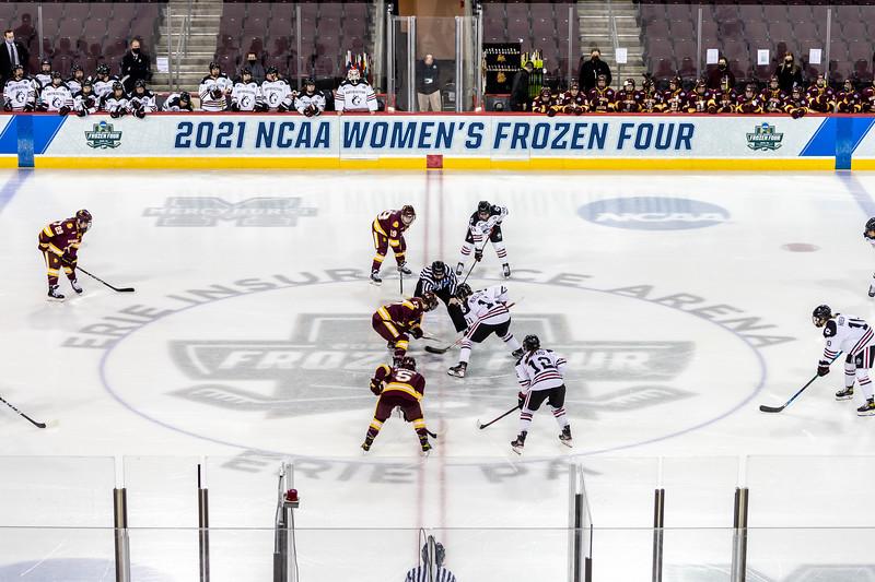 NCAA Frozen Four 037 March 18, 2021