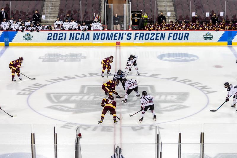 NCAA Frozen Four 038 March 18, 2021