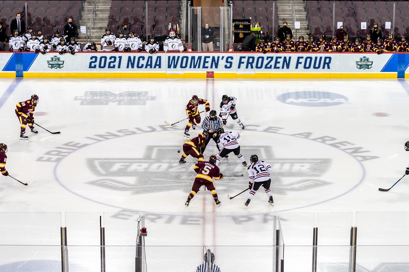 NCAA Frozen Four 040 March 18, 2021