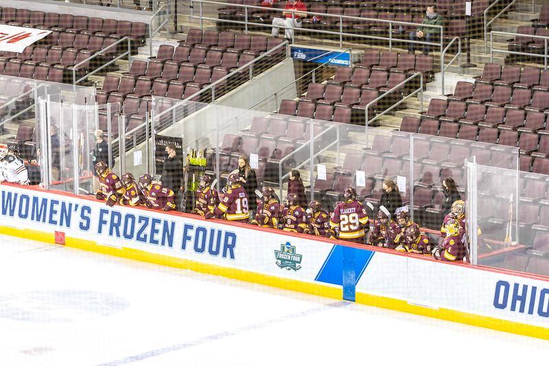 NCAA Frozen Four 009 March 18, 2021
