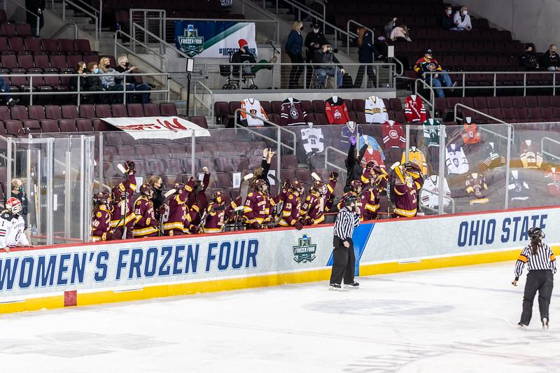 NCAA Frozen Four 049 March 18, 2021