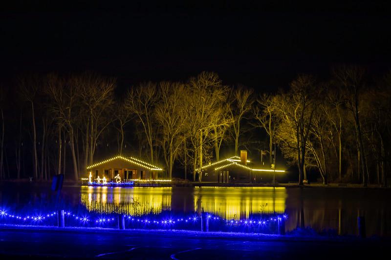 Presque Isle Lights Ponds