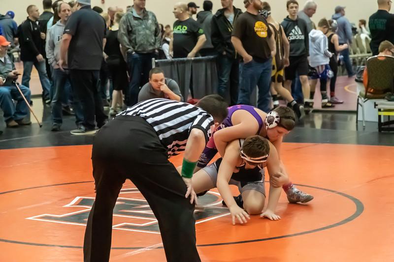 Rambler Wrestling 009 January 05, 2020
