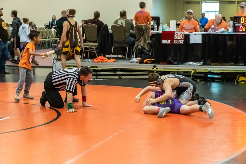 Rambler Wrestling 003 January 05, 2020