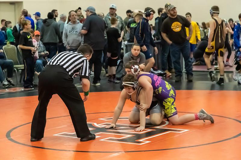 Rambler Wrestling 004 January 05, 2020