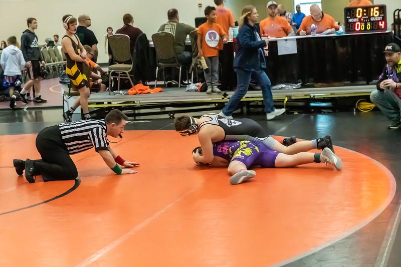 Rambler Wrestling 001 January 05, 2020