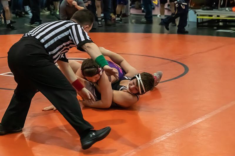 Rambler Wrestling 014 January 05, 2020